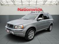 Options:  2014 Volvo Xc90|Electric Silver