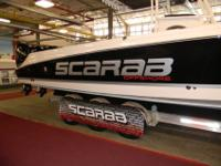 Brand name brand-new 2014 Scarab 35 Sport with triple