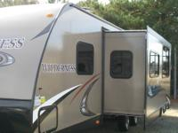 I have a 2014 Heartland Wilderness Travel Trailer for