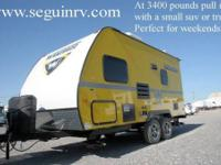 2014 Winnebago Minnie 1801    Mileage: 0  Exterior