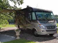 2014 Winnebago Via 25Q * Mercedes 3L 6cylDouble-Slides