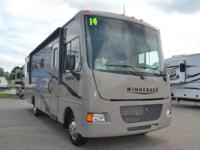 2014 Winnebago Vista 31KE U-Shaped Dinette  Number One