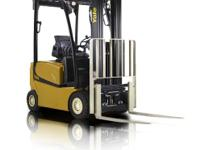 2014 Yale ERP040VF New Yale Electric Forklift the