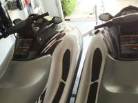 :::::::::2014 YAMAHA Wave Runners VXsports with Double