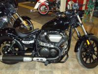 2014 Yamaha Bolt AWESOME MODERN STYLING!! INTRODUCING