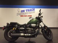 2014 Yamaha Bolt On Track Powersports is a family owned