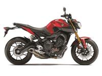 Bikes Sport 1235 PSN. 2014 Yamaha FZ-09 AWESOME AND ALL
