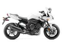 the FZ1 provides long ride comfort with liter-bike