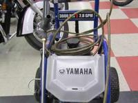 Power Equipment Pressure Washers 3602 PSN . 2014 Yamaha