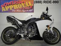 2014 Yamaha R1 sport bike for sale only $11,800! Why