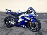 2014 YAMAHA R6 Have any questions? Please feel free to