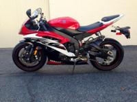 2014 YAMAHA R6 We know many of us were hit hard by bad