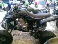 -LRB-727-RRB-478-0454 ext. 629. 2014 Yamaha Raptor 700R