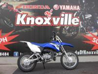 2014 Yamaha TT-R110E In stock! Small bundle. Huge