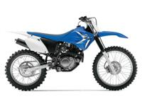 Motorcycles Off-Road. Light easy rugged and shown the