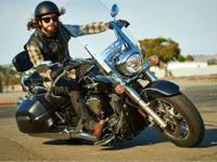 2014 Yamaha V Star 1300 Tourer BRAND NEW!!! POWER AND