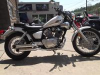 2014 Yamaha V Star 250 Jardine Pipe the ROAD TO
