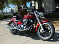 Motorcycles Cruiser. 2014 Yamaha V Star 950 Over 20 %