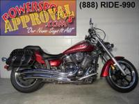 2014 Yamaha Vstar 950 motorcycle for sale with only