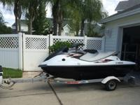 2014 YAMAHA Wave Runners VXsports with Trailer with
