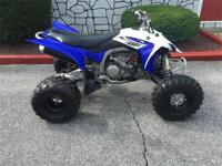 "Clean stock YFZ450 EFI ""R"" model $6195 Check out over"