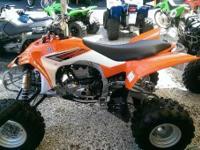 -LRB-727-RRB-478-0454 ext. 628. 2014 Yamaha YFZ450R