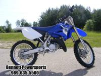 For Sale 2014 Yamaha YZ125, Come in and take a closer