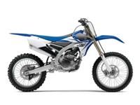 2014 Yamaha YZ250F Four stroke the all new 2014 YZ250F