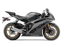 2014 Yamaha YZF-R6 does not consist of government