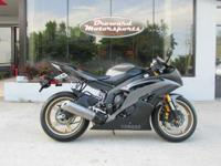 2014 Yamaha YZF-R6 DISCOUNTED PRICE FOR CASH FINANCING