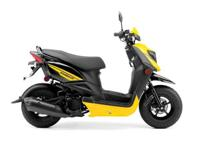 Scooters Under 250cc 7684 PSN . the new Zuma 50FX is