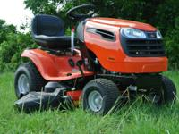 "2014 Ariens Lawn Tractor 48 48"" Ariens Lawn Tractor $1"