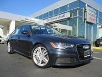 Audi Certified! Navigation !! Sport Package !! Prestige