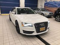 This 2014 Audi S8 is offered to you for sale by Kendall