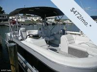 You can own this vessel for just $472 per month. Fill