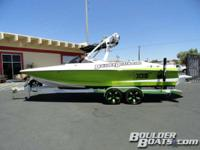 2014 Axis A24 Liquid Force Edition Surf Gate Equipped
