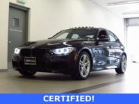 2014 BMW 335I xDrive!! LOADED! CERTIFIED!! NEW TIRES!
