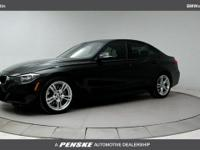 ONE OWNER and CLEAN CARFAX! 2014 BMW 3 Series 328i