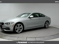 Clean CARFAX Certified. New Price! BMW Certified,