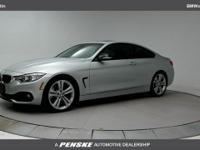 Clean CARFAX! BMW Certified, Adaptive M Suspension,