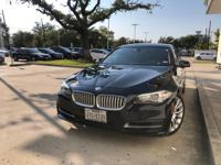 We are excited to offer this 2014 BMW 5 Series. When