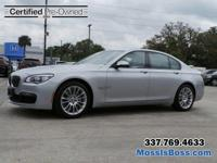 Excellent Condition, CARFAX 1-Owner, BMW Certified,