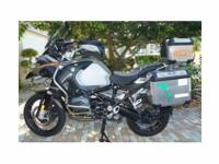 GS ADVENTURE, Experienced rider prepared it for