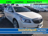 Features: AWD, Leather, Remote Start, Backup Camera,
