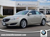 We are excited to offer this 2014 Buick Regal. This
