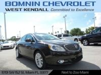 CARFAX One-Owner. Clean CARFAX. Bronze 2014 Buick