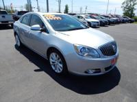Options:  2014 Buick Verano Leather Group|Leather