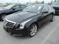 Looking for a clean, well-cared for 2014 Cadillac ATS?