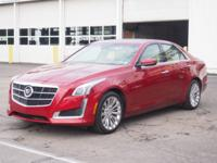 New Price! 2014 Cadillac CTS 2.0L Turbo Luxury 2.0L