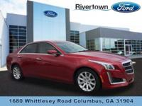 This Cadillac CTS has a Clean Car Fax with, Premium
